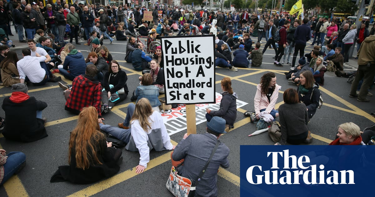 30,000 empty homes and nowhere to live: inside Dublin's