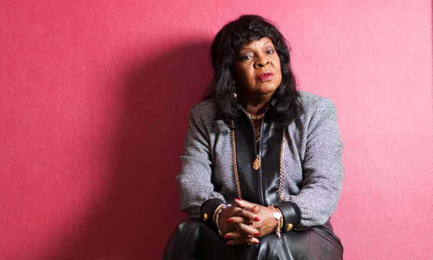 Soul singer Martha Reeves of Martha Reeves and the Vandellas. Commissioned for G2