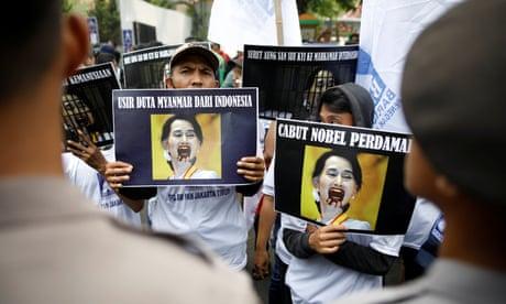 Take away Aung San Suu Kyi's Nobel peace prize  She no