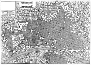 """""""PERU: PLAN OF LIMA, 1776.<br>FFB2W6 PERU: PLAN OF LIMA, 1776."""""""