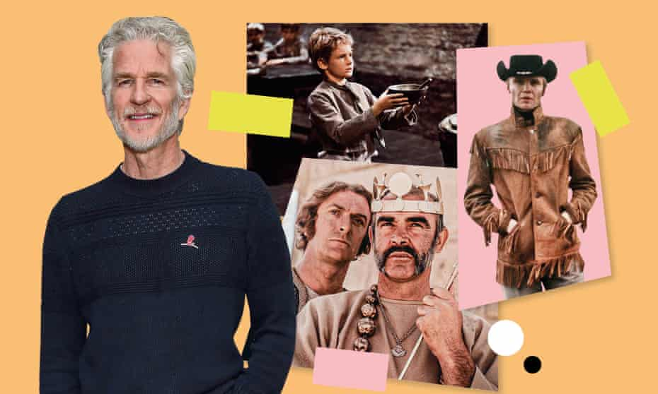 Mathhew Modine, fan of Oliver!, The Man Who Would Be Kings and Midnight Cowboy.