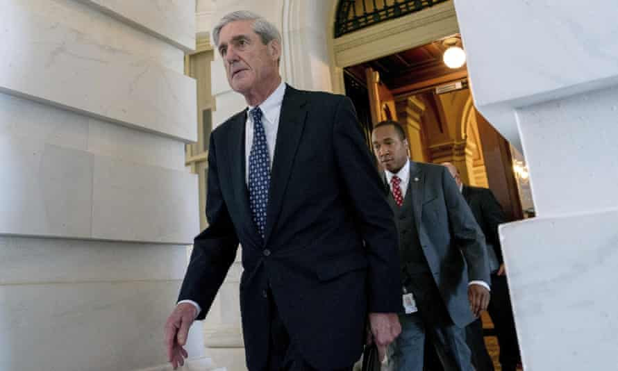 Robert Mueller, the special counsel investigating Russian interference in the 2016 election.