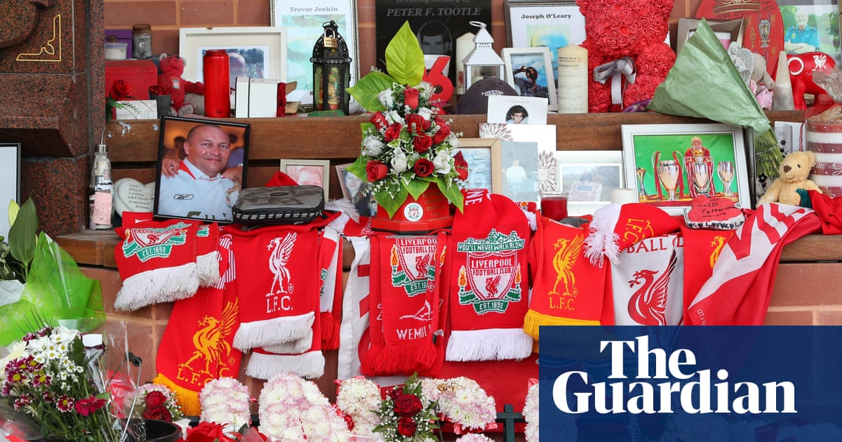 South Yorkshire police agree payouts for Hillsborough 'cover-up'