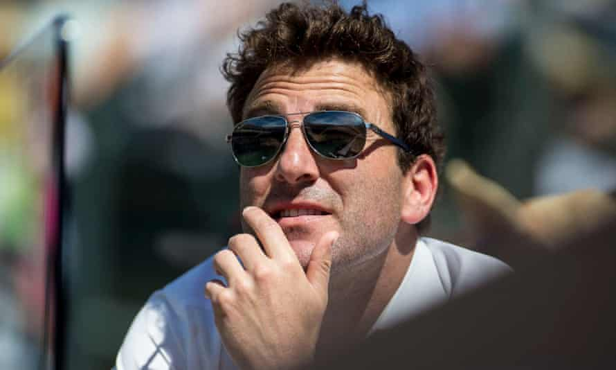 Justin Gimelstob is one of three board representatives elected by the ATP player council.