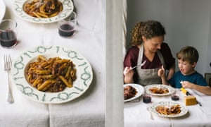 Beef ragu: a southern dish but a family favourite throughout Italy.