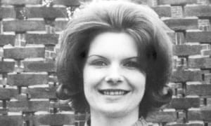 Dawson's Mandy is based on Sandra Rivett, who was bludgeoned to death in 1974.