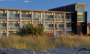 Beachfront Hotel, Hokitika, South Island, New Zealand