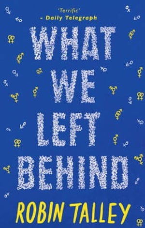 what we left behind