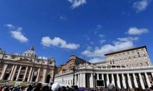 The Vatican, where Carlo Alberto Capella was arrested in April