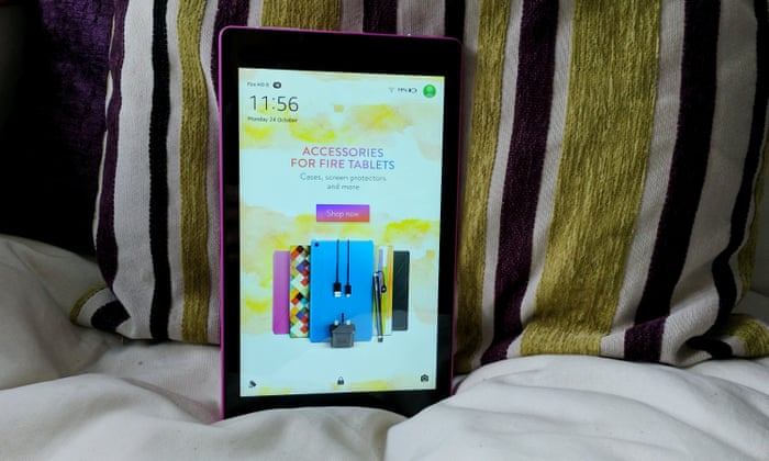 Amazon Fire HD 8 review: cutting the right corners for a