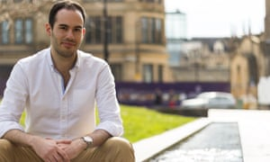 Marcelo Lozada-Hidalgo, a university research fellow from Mexico.