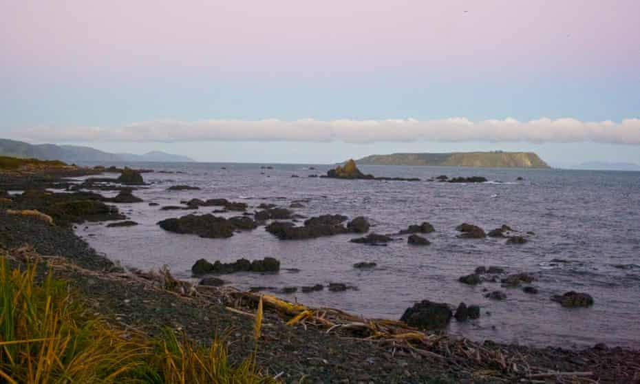 Hongoeka Bay