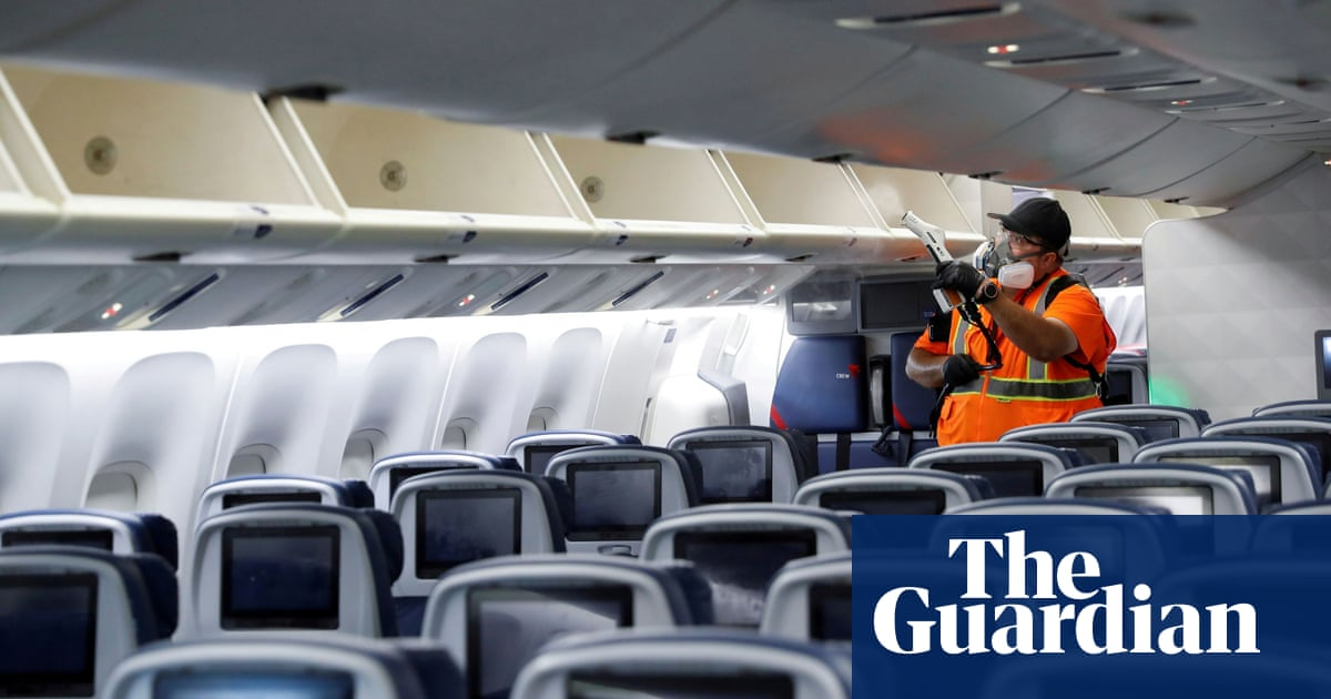 Global markets fall sharply despite boost from US plan to relax Covid travel