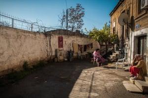 Tijen Erol, The Wall, Nicosia, Cyprus, 2015