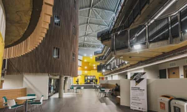 Science centre, Cambridge campus
