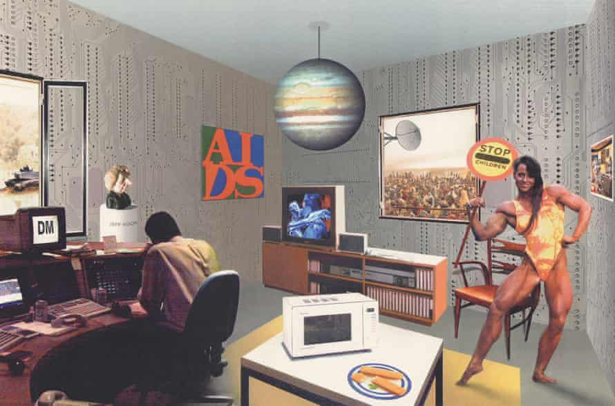 Visionary … Richard Hamilton's Just what is it that makes today's homes so different?