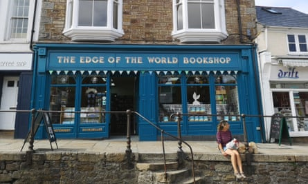 The Edge of the World Bookshop