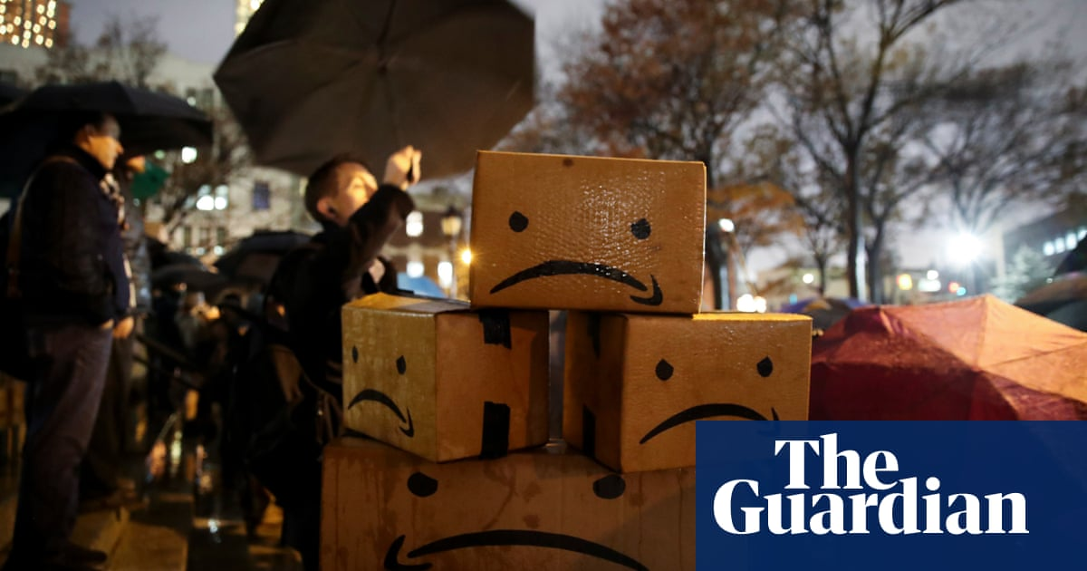 Amazon faces new headache as Nashville deal enrages locals left and right