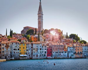 Historic town of Rovinj