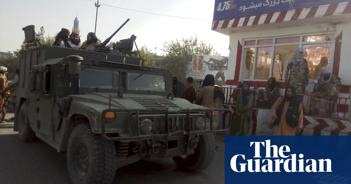 Taliban capture sixth provincial capital in northern Afghanistan