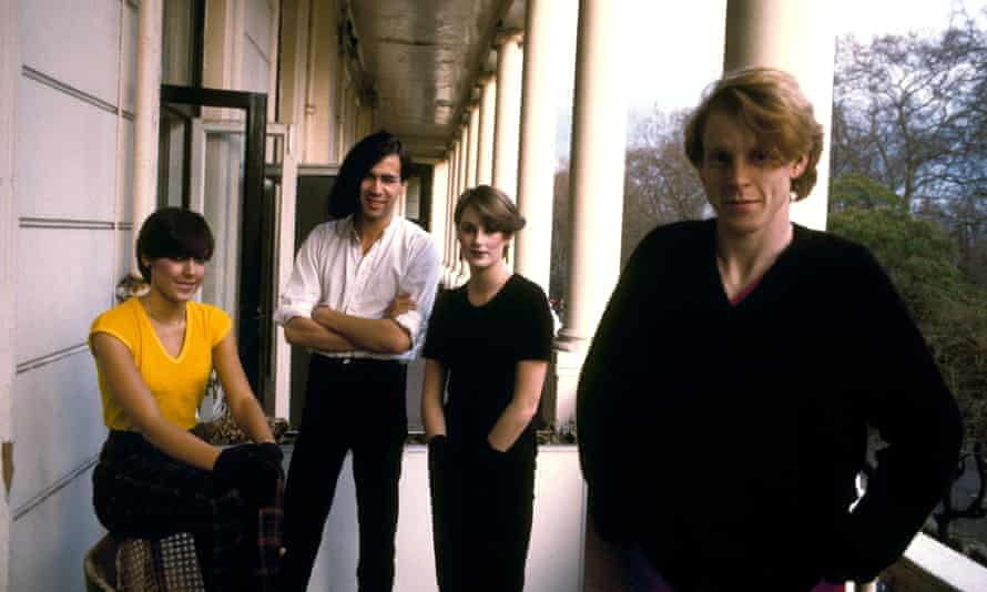 Black hits of space … the Human League.