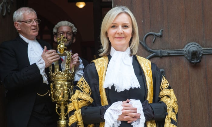 This row over Liz Truss as lord chancellor isn't about gender. It's about  the law | Charles Falconer | The Guardian