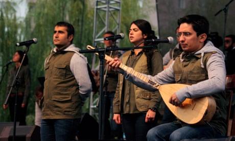 Second member of banned Turkish folk group dies after hunger strike