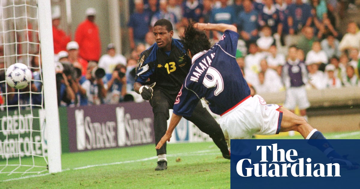 Which World Cup 98 players are still playing competitive football? | The Knowledge