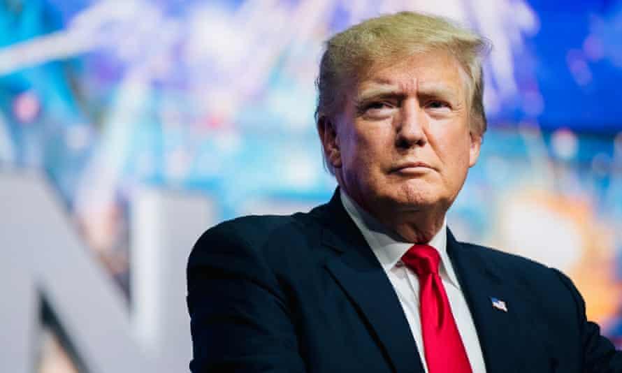 A one-man scam Pac': Trump's money hustling tricks prompt fresh scrutiny | Donald Trump | The Guardian
