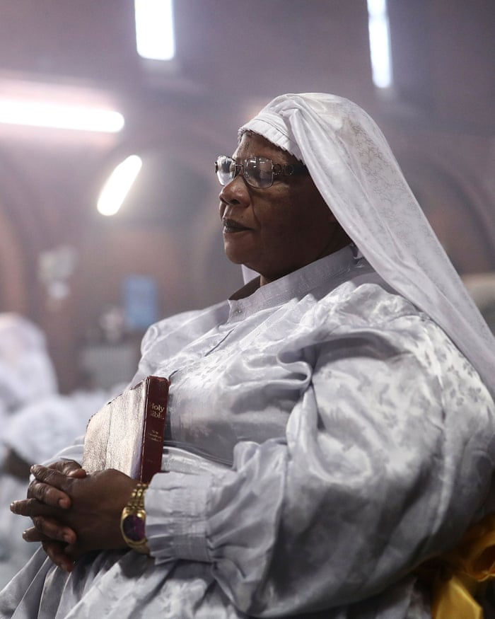 African churches boom in London's backstreets – a picture