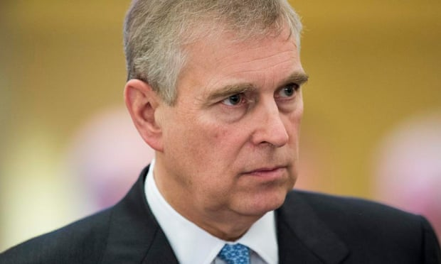Judge orders Prince Andrew sex allegations struck from court record 1000