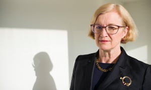 Amanda Spielman, the chief inspector of Ofsted