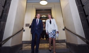 Bill Shorten and Catherine King