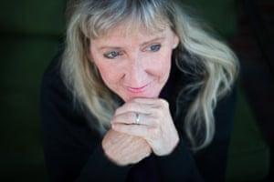 Carol Guzy portrait by Andrea Pritchard