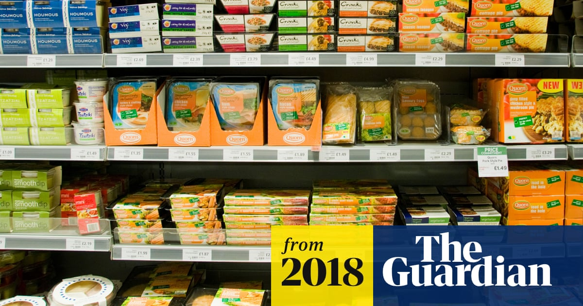 Quorn recalls curry ready meals over rubber contamination