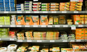Quorn products for sale in supermarket