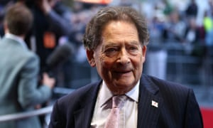 Nigel Lawson: welcome on the BBC to discuss both climate change and 'post-Brexit glories'.