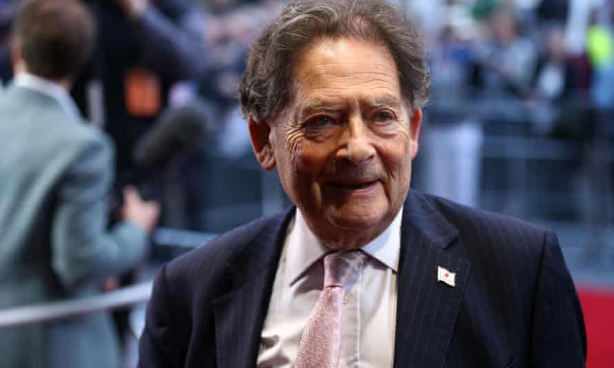 Former Conservative party minister Nigel Lawson, photographed on 11 May 2016.