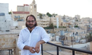 Fadi Kattan, French Palestinian chef and hotel owner