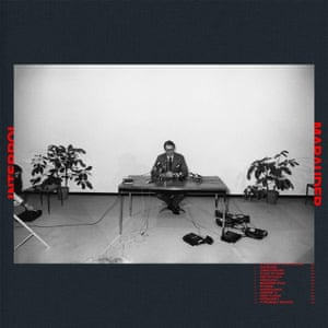 Interpol – Marauder artwork