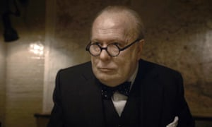 Gary Oldman Winston Churchill Darkest Hour