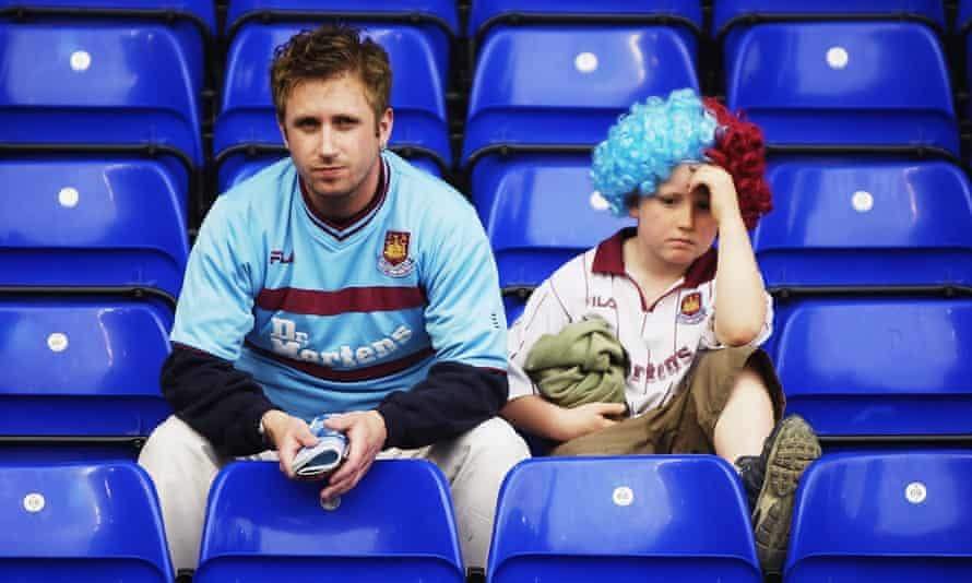 West Ham were the last team to hit the 40-point mark and go down – and that was 15 years ago.