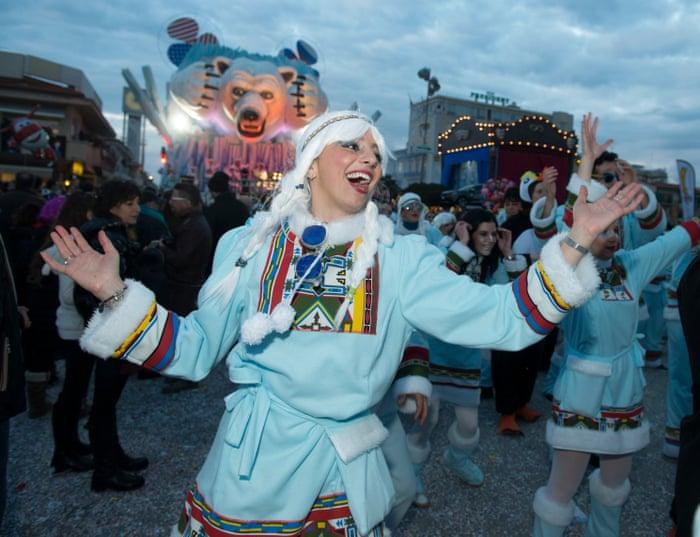 Fantastic Floats At The Carnival Of Viareggio Photo Essay