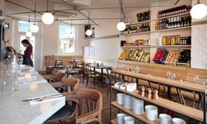 The Good Egg London Restaurant Review Restaurant