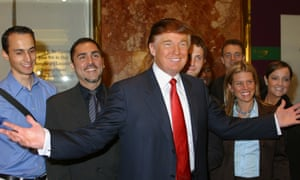 Not a straightforward takedown ... Embedded looks into the rise of Donald Trump