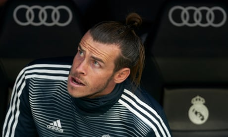 Real Madrid suffer final day defeat to Real Betis with Gareth Bale unused on the bench