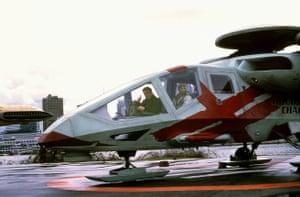 "ARNOLD SCHWARZENEGGER THE 6TH DAY (2000)BPH55T ARNOLD SCHWARZENEGGER THE 6TH DAY (2000)""THE 6th DAY""Designed Arnold Schwarzenegger's ""Convertacopter"""