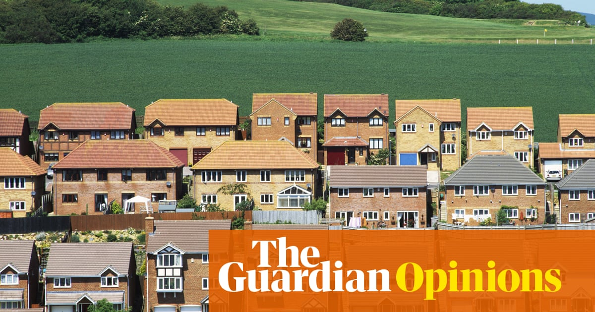 The pandemic property boom is pricing locals out of the British countryside