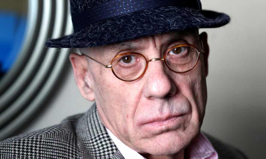 James Ellroy … whose Perfidia is described as 'the Finnegans Wake of crime novels'.