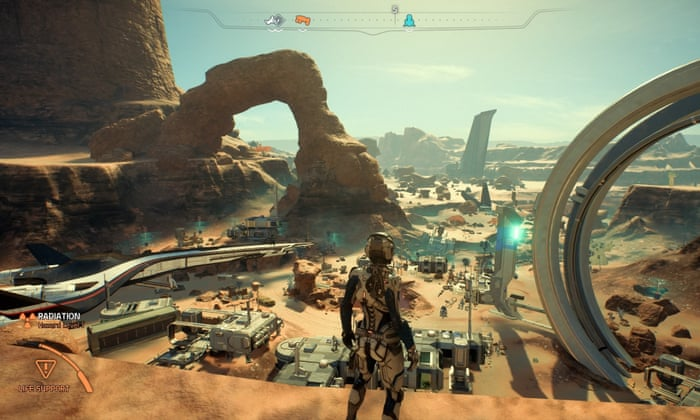 Mass Effect: Andromeda review - this galaxy has promise